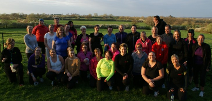 Beginners Running Courses in Swindon